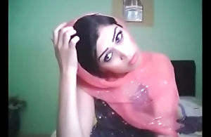 Hot Pakistani &quot_aisha&quot_ from hotpornocams.com masturbate on webcam