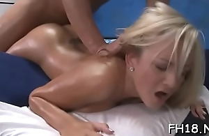 Massage porn websites