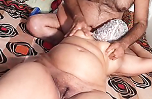Mohini massage her full body