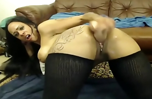 Queen with huge tattooed booty-plentyshows net