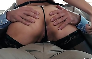 Nina North Fucking On The Couch