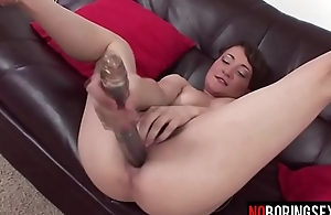 Rough Anal Fucking for This Babe